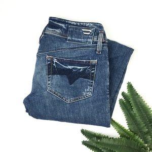 Diesel Jeans - Diesel Matic Medium Wash Slim Skinny Leg Jeans